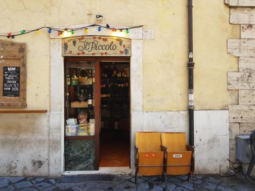 Around Piazza Navona.