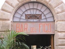 Bar del Fico.