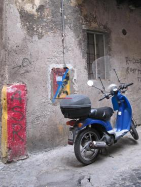 Rione Monti.